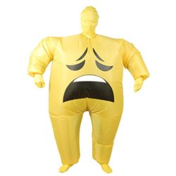 Vantina-Adult-Emoji-Halloween-Blow-up-Inflatable-Costume-Cosplay-Clothing-Funny-Smile-Cry-Face-Full-Body-0-1