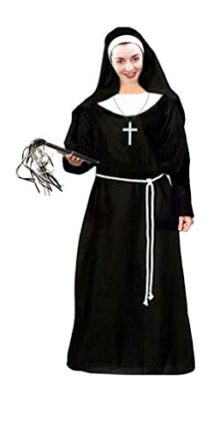 Womens-Nun-Dress-Habit-Deluxe-Plus-Size-Supersize-Halloween-Costume-Kit-0