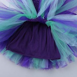 dPois-Kids-Girls-Little-Mermaid-Halloween-Birthday-Cosplay-Party-2Pcs-Fancy-Outfits-Mesh-Tutu-Dress-with-Headband-0-5