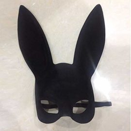 jingyuu-Bunny-Flocking-Mask-Halloween-Masks-Costume-Masquerade-Party-Dance-Party-Prom-Cosplay-Mask-0-3