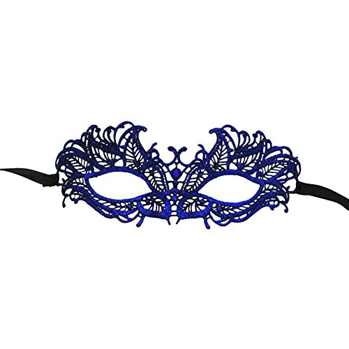 jingyuu Glitter Lace Novelty Halloween Masks Costume Masquerade Party Latex Dance Party Prom Cosplay Mask